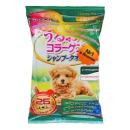 Japan Premium Pet шампуневые полотенца для экспресс-купания без воды, с коллагеном, гиалуроном и плацентой, для маленьких и средних собак, 25 шт