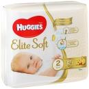 """подгузники """"Elite Soft"""" размер 2, 3-6 кг, 27 шт"""