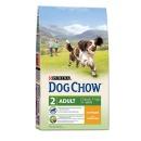 Dog Chow корм для взрослых собак Курица 2,5кг, 2.5 кг