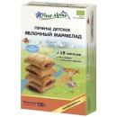"""Fleur Alpine печенье детское """"Органик.  Яблочный мармелад"""" с 18 месяцев, 150г, 150г"""