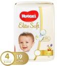 """подгузники """"Elite Soft"""" размер 4, 8-14 кг, 19 шт"""