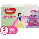 подгузники-трусики для девочек, размер 5, 13-17 кг, 96 шт