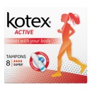 "Kotex тампоны ""Active Super"""