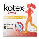 "Kotex тампоны ""Active Normal"""