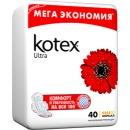 """Kotex прокладки гигиенические """"Ultra Normal"""", 40 шт"""