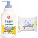 жидкое мыло для рук, 300 мл + влажные салфетки антибактериальные, 25 шт