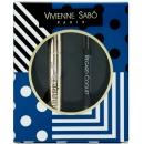 Vivienne Sabo подарочный набор: тушь Cabaret premiere тон 01 + карандаш для глаз Regard Сoquet тон 301