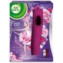 """Air Wick Freshmatic автоматический освежитель воздуха в комплекте со сменным баллоном """"Magic of Ballet. Сказочный сад"""", 250 мл"""