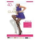 "Glamour колготки ""Betulla 40"", nero, размер 4"