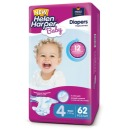 "Helen Harper подгузники ""Baby Maxi"" 7-18 кг, 44 шт"