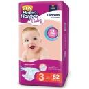 "Helen Harper подгузники ""Baby Midi"" 4-9 кг, 70 шт"