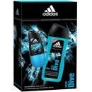 "Adidas набор для мужчин ""Ice Dive"" дезодорант ролик 50 мл + гель для душа 250 мл"