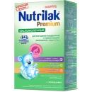 Nutrilak молочная смесь Кисломолочная 0-12 месяцев, 350 г