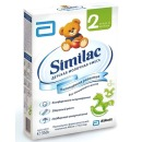 Similac 2 молочная смесь, 6-12 месяцев, 350 г