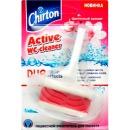 """Chirton подвесной очиститель для унитаза """"Цветочный аромат"""" с гелевой полоской, 40 г"""