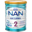 NAN 2 OPTIPRO Сухая молочная смесь для детей с 6 месяцев, 800 г