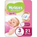 """подгузники для девочек """"Ultra Comfort"""" размер 3, 5-9 кг, 21 шт"""