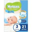 """подгузники для мальчиков """"Ultra Comfort"""" размер 3, 5-9 кг, 94 шт, 21 шт"""