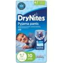 """Huggies трусики для мальчиков """"DryNights"""" 4-7 лет, 10 шт"""