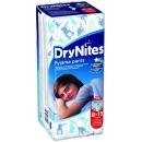 """Huggies трусики для мальчиков """"DryNights"""" 8-15 лет, 9 шт"""