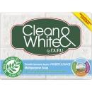 """хозяйственное мыло """"Clean & White"""" классическое, 4 х 125 г"""