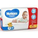 "Huggies подгузники ""Classic"" размер 3, 4-9 кг, 58 шт"