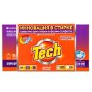 """Tech Средство для стирки в листах """"Romantic flower"""", 36 шт"""