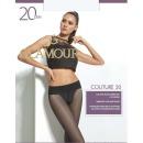 "Glamour колготки ""Couture 20"" nero, размер 3"
