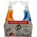 Cif чистящее средство спрей для ванной Легкость чистоты + чистящее средство спрей для кухни Легкость чистоты, 500 мл+500 мл