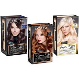 "L'Oreal краска для волос ""Preference"", 174 мл"
