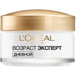 """L'Oreal крем для лица """"Возраст эксперт 45+"""" дневной, 50 мл"""