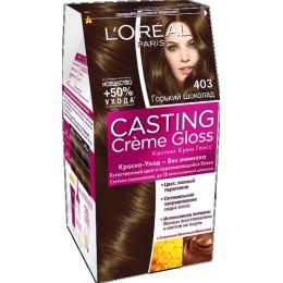 "L'Oreal краска-уход для волос ""Casting Creme Gloss"" стойкая, без аммиака, 150 мл"