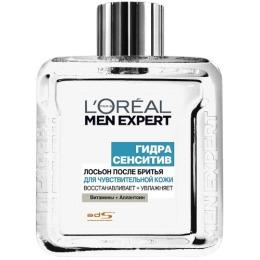 """L'Oreal Men Expert лосьон после бритья """"Гидра Сенситив"""" для чувствительной кожи"""", 100 мл"""