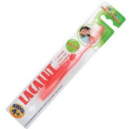 Lacalut зубная щетка для детей среднего и старшего возраста 4+