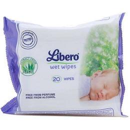 Libero салфетки влажные упаковка для путешествий