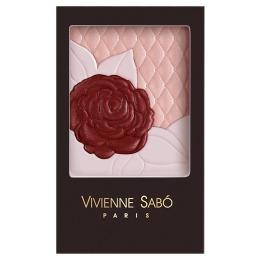 """Vivienne Sabo Тени для век """"Fleur de velours"""" рельефные, тон 74, 6,4 г"""""""