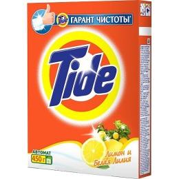 """Tide стиральный порошок """"Лимон и белая лилия"""" автомат"""