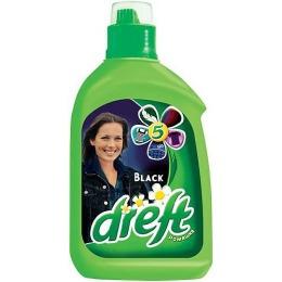 """Dreft жидкое синтетическое моющее средство """"Black"""""""