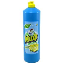 """Миф средство для мытья посуды """"Лимонная свежесть"""", 500 мл"""