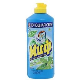 """Миф средство для мытья посуды """"Освежающая мята"""""""