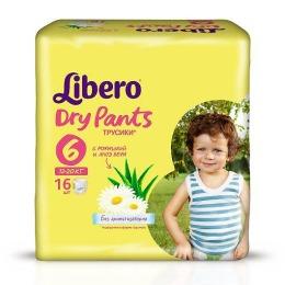 "Libero подгузники-трусики ""Dry Pants"" 13-20 кг"