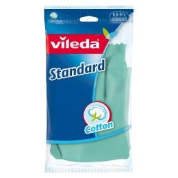Vileda перчатки Стандард с напылением р-р L