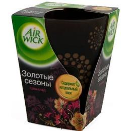 """Air Wick ароматизированная свеча """"Шоколад"""""""