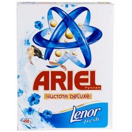 """Ariel стиральный порошок """"Lenor"""" для ручной стирки"""