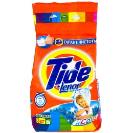 """Tide стиральный порошок """"Lenor"""" 2 в 1 автомат"""
