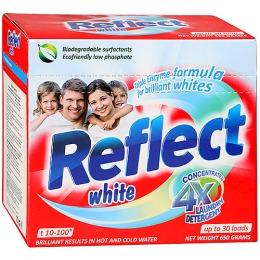 Reflect стиральный порошок для белого белья концентрированный 650 г