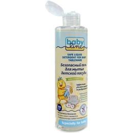 Babyline средство моющее детское для посуды, 250 мл