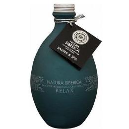 Natura Siberica масло массажное разогревающее