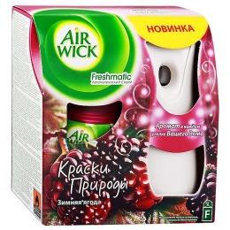 """Air Wick освежитель воздуха """"FRESHMATIC"""" Зимняя ягода"""