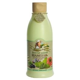 """Рецепты бабушки Агафьи шампунь """"Душистый травяной"""" для всех типов волос"""
